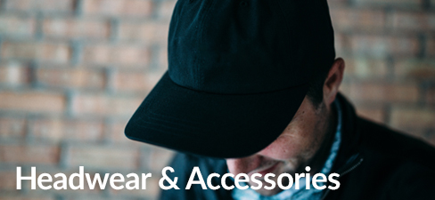 Headwear and Accessories button